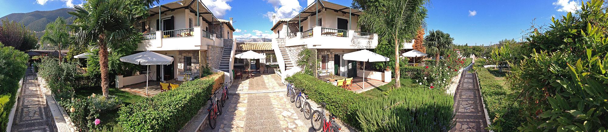 Studios Sunny Garden Epidavros