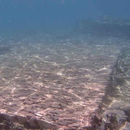 Onderwaterstad Epidavros
