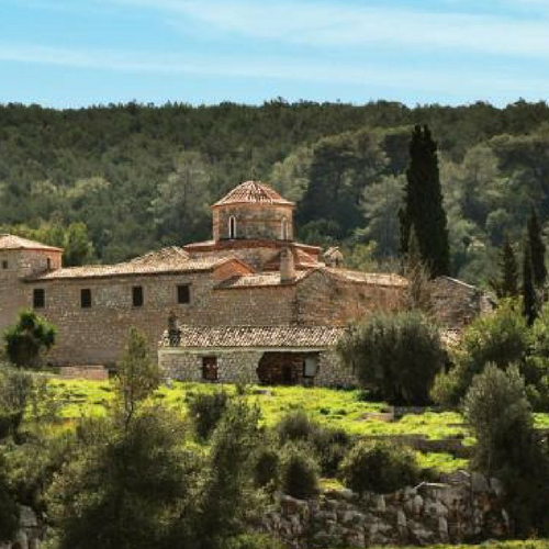 Klooster Agnoundas Argolida